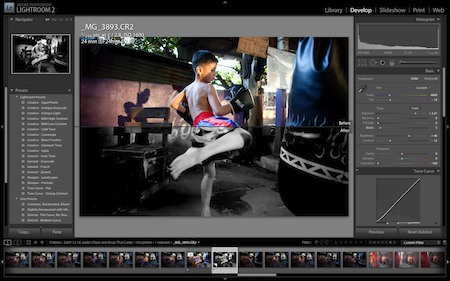 Dive right into Lightroom in a hands-on and practical manner.