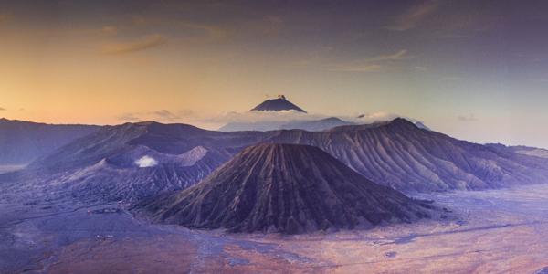 Sunrise from Mt. Penanjakan