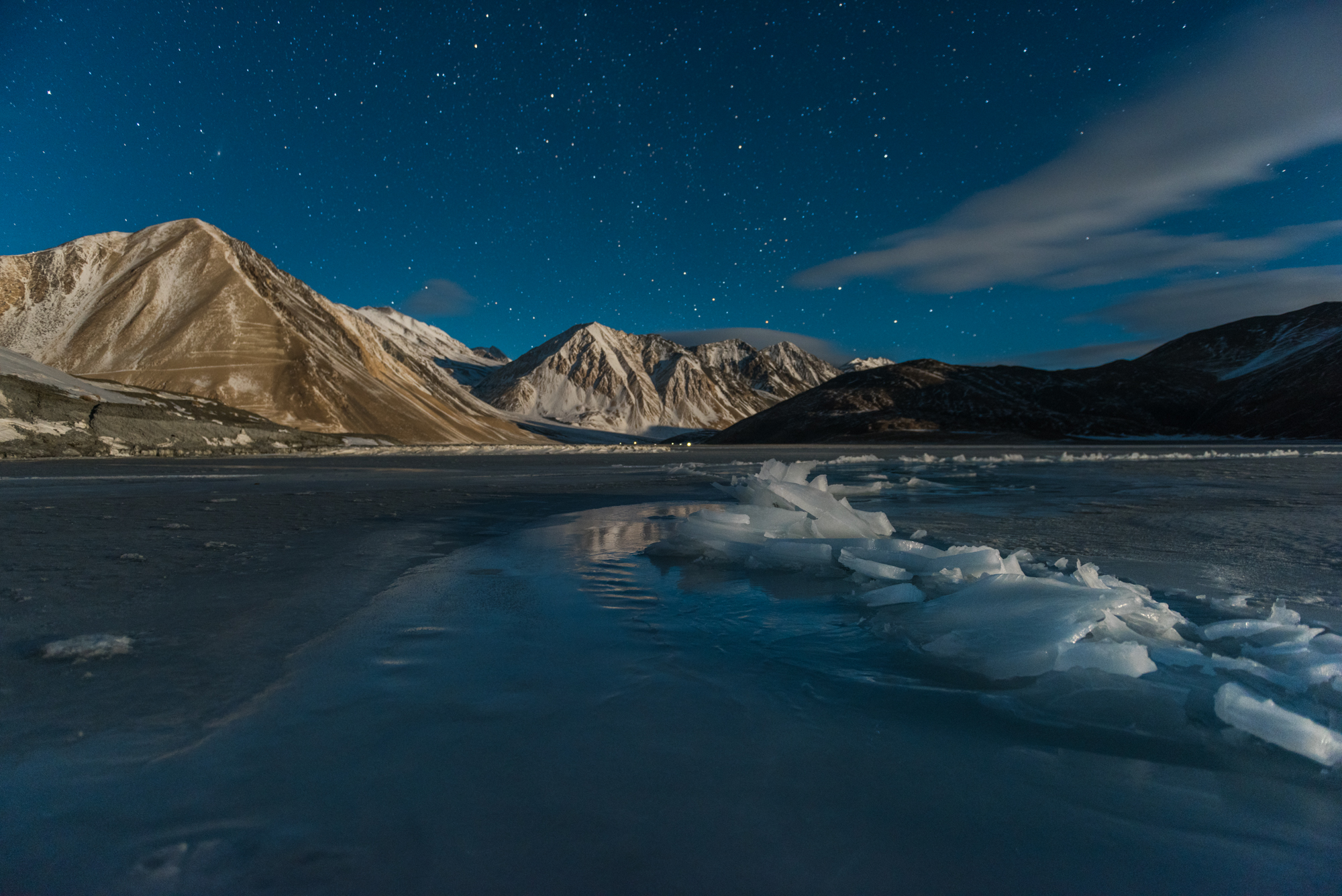 Photo tour and workshop at Ladakh in Winter